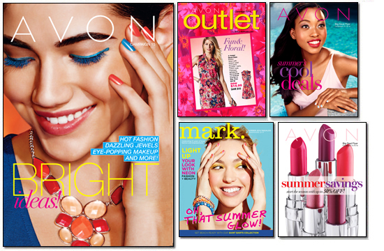 Avon Campaign 15 Shop With TGL Fashion Independent Sale Representative
